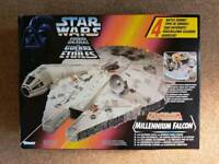 Starwars POTF ships and figures very good condition