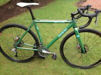 Genesis Vapour CX20 cyclocross,touring bike