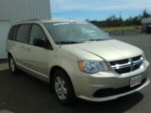 2012 Dodge Grand Caravan SE/SXT--FULLY INSPECTED