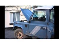 Wanted Land Rover Defender 90/110, td5/tdci/300tdi diesel etc