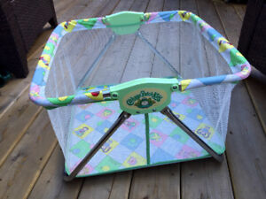 Cabbage Patch Doll Playpen