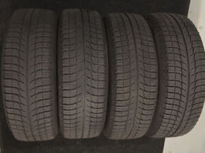 Michelin X-Ice 3 Brand New on Rims 205/60/R16 Worth over $1000