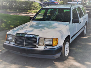 Mercedes Wagon from BC