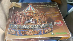 Enchanted Carousel Art Project Kit