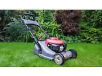 Honda HRX476 Petrol Mower / Lawnmower