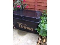 Daiwa fishing seat/box
