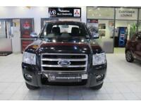 2007 FORD RANGER Pick Up Thunder D Cab 3.0 TDCi 4WD Auto