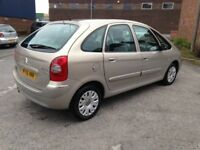 2006 CITROEN XSARA PICASSO 1.6 MPV - NEW M.O.T - EXCELLENT EXAMPLE