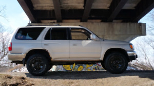 1998 Toyota 4runner for sale BEST OFFER as is