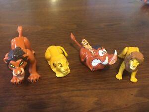 Disney Lion King movie figures toys