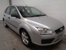 FORD FOCUS DIESEL , 2006 REG , LOW MILEAGE + FULL HISTORY , YEARS MOT , FINANCE AVAILABLE , WARRANTY