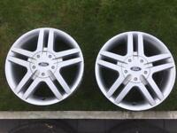 "Ford Focus 16"" alloy wheels"