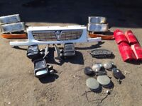 Master/Movano spares, bits and bobs
