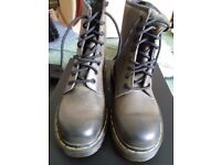 Ladies Dr Martens boots Size 4 . Never worn.