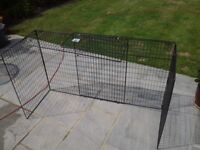 Clippasafe fireguard slight surface rust touch up maybe required £15.00 smallest lenth 46 inches