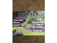 Gardener looking for work in Leeds areas