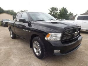 2012 Ram 1500 Sport 4x4 LEATHER NAVI SUNROOF
