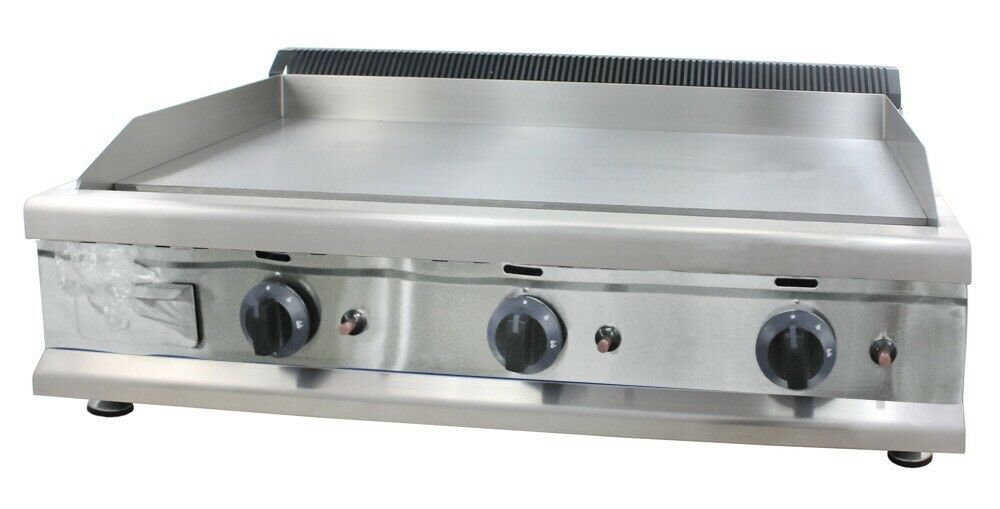 Commercial brand new large 60cm Gas Griddle