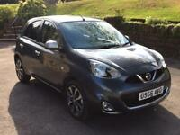 2016(66) NISSAN MICRA NTEC GREY 1.2 PETROL AUTO DAMAGED REPAIRED