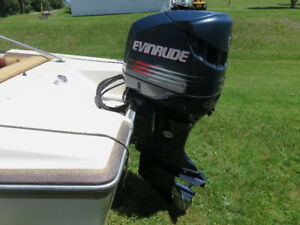 Baja Sport 164 Ski Boat, 135 DI Evinrude, very low hours