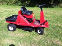 MTD Pinto ride-on lawn mower
