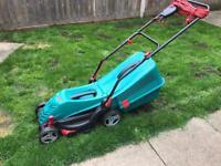 Lawn mower bosh