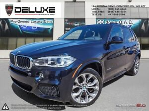 2014 BMW X5 35i M SPORT LOW KILOMETER $166.08 WEEKLY