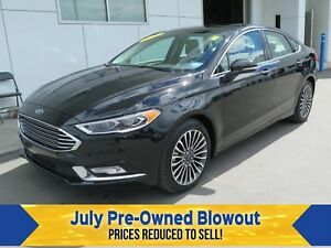 2017 Ford Fusion SE Nav. Moonroof.