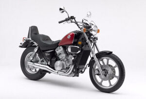Looking for Kawasaki Vulcan 750 VN VN750