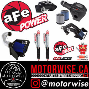 aFe Power Performance Products | Best Prices in Canada