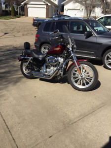 2008 Harley Davidson Sportster ,and 2009 Customized Star