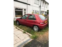 Citroen saxo 1.1L ONLY 56000