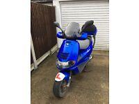 Piaggio New Skipper, 125cc Scooter