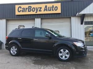 2012 Dodge Journey R/T AWD 6 months warranty included