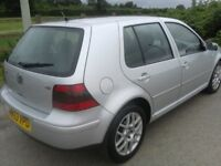 VW GOLF 1.9 TDI Low Mileage 150 BHP