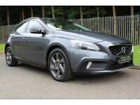 2013 VOLVO V40 1.6 D2 CROSS COUNTRY LUX 5D 113 BHP DIESEL