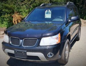2008 Pontiac Torrent $2495 Certified and etested