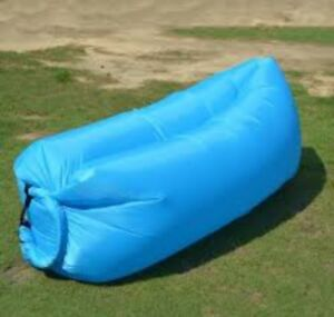 Inflatable sofa bed for indoor and outdoor usage