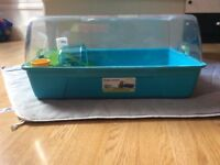Hamster cage, Baby Rat or gerbil cage. Pickup only