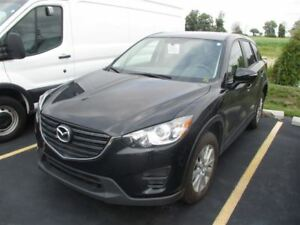 2016 Mazda CX-5 GX CRUISE CONTROL! POWER PACKAGE! ALLOYS!