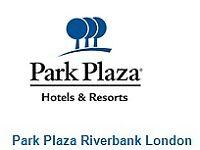 Kitchen Porter Park Plaza Riverbank
