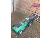 Lawn Mower, 45 Litre Capacity