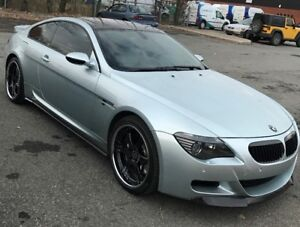 2007 BMW M6 E63 NO TAX TO PAY carbon edition *NO WINTER OR RAIN*