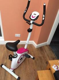 Davina McCall exercise bike in very good condition £60