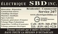 Service 24/7 Électricien