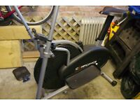 NEW CONFIDENCE ELLIPTICAL CROSS-TRAINER 2 IN 1