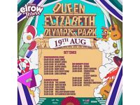 Elrow London Saturday 19th Ticket