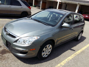 2010 Hyundai Elantra Touring GLS Low KMs Saftied Etested