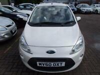 2010 60 FORD KA 1.2 TATTOO 3D 69 BHP
