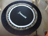 Good quality rebounder, perfect condition